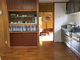 冷蔵庫・電子レンジ・洗濯機完備