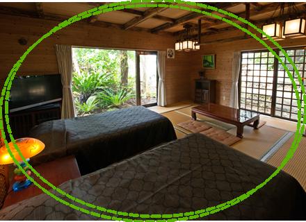 石垣島・隠れ家的の宿