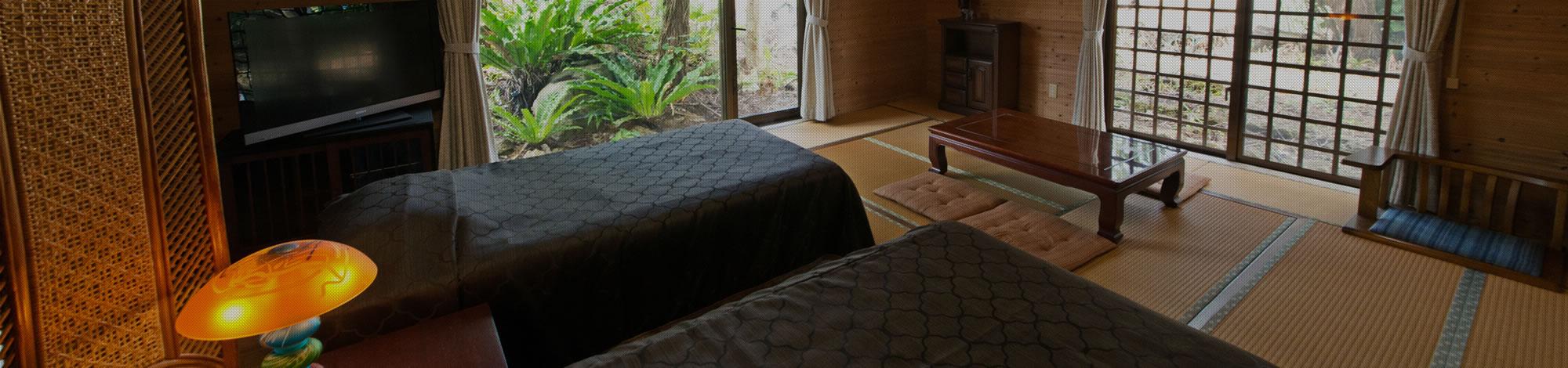 石垣島の宿・部屋